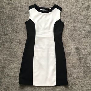 The Limited Dresses - The Limited black and white dress